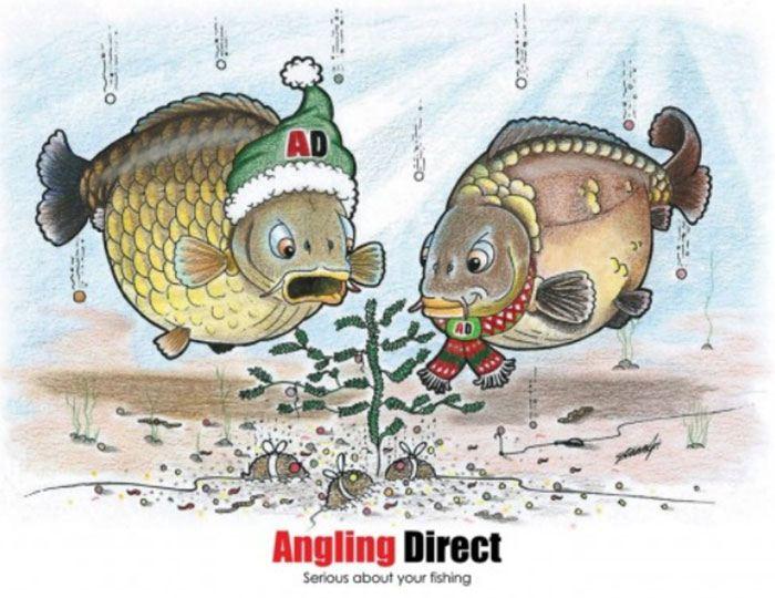 Kerstmis bij Angling Direct: leuke cadeaus en scherpe deals!