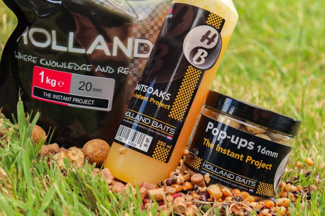 KWO Fieldtest: The Instant Project van Holland Baits