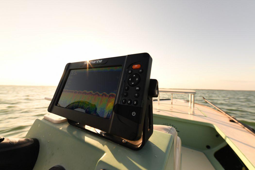 In drie stappen naar de ideale Raymarine dieptemeter voor jouw visserij