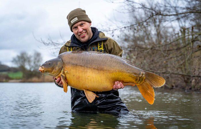 [VIDEO] Wintervissen op grote karpers met Martin Post!
