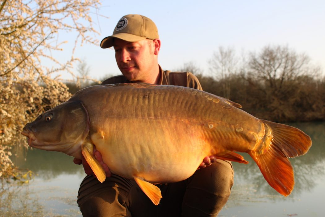 BTW Revealed: Lac de Viennay – Busters Lake – The Carp Specialist